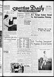 Spartan Daily, November 18, 1960 by San Jose State University, School of Journalism and Mass Communications