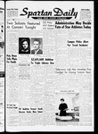 Spartan Daily, November 21, 1960 by San Jose State University, School of Journalism and Mass Communications