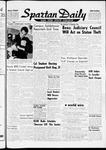 Spartan Daily, November 23, 1960 by San Jose State University, School of Journalism and Mass Communications