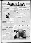 Spartan Daily, November 28, 1960 by San Jose State University, School of Journalism and Mass Communications