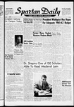 Spartan Daily, November 29, 1960 by San Jose State University, School of Journalism and Mass Communications