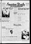 Spartan Daily, November 30, 1960 by San Jose State University, School of Journalism and Mass Communications