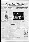 Spartan Daily, December 1, 1960
