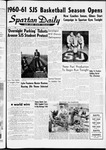 Spartan Daily, December 2, 1960 by San Jose State University, School of Journalism and Mass Communications