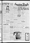 Spartan Daily, December 8, 1960