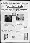 Spartan Daily, December 14, 1960 by San Jose State University, School of Journalism and Mass Communications