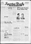 Spartan Daily, January 5, 1961 by San Jose State University, School of Journalism and Mass Communications