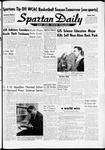 Spartan Daily, January 6, 1961 by San Jose State University, School of Journalism and Mass Communications