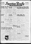 Spartan Daily, January 9, 1961 by San Jose State University, School of Journalism and Mass Communications