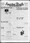 Spartan Daily, January 10, 1961 by San Jose State University, School of Journalism and Mass Communications