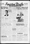 Spartan Daily, January 11, 1961 by San Jose State University, School of Journalism and Mass Communications