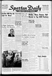 Spartan Daily, January 16, 1961 by San Jose State University, School of Journalism and Mass Communications