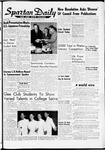 Spartan Daily, January 17, 1961 by San Jose State University, School of Journalism and Mass Communications
