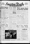Spartan Daily, January 19, 1961 by San Jose State University, School of Journalism and Mass Communications