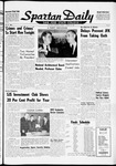 Spartan Daily, January 23, 1961 by San Jose State University, School of Journalism and Mass Communications