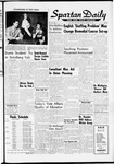 Spartan Daily, January 24, 1961 by San Jose State University, School of Journalism and Mass Communications