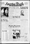 Spartan Daily, January 25, 1961 by San Jose State University, School of Journalism and Mass Communications