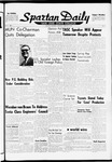 Spartan Daily, February 22, 1961 by San Jose State University, School of Journalism and Mass Communications