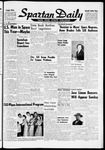Spartan Daily, February 24, 1961 by San Jose State University, School of Journalism and Mass Communications