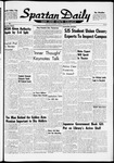 Spartan Daily, February 28, 1961 by San Jose State University, School of Journalism and Mass Communications