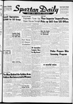 Spartan Daily, March 2, 1961 by San Jose State University, School of Journalism and Mass Communications