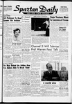 Spartan Daily, March 3, 1961 by San Jose State University, School of Journalism and Mass Communications