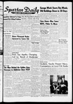 Spartan Daily, March 6, 1961 by San Jose State University, School of Journalism and Mass Communications