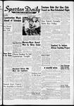 Spartan Daily, March 7, 1961 by San Jose State University, School of Journalism and Mass Communications