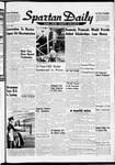 Spartan Daily, March 8, 1961 by San Jose State University, School of Journalism and Mass Communications