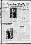 Spartan Daily, March 9, 1961 by San Jose State University, School of Journalism and Mass Communications