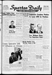 Spartan Daily, March 13, 1961 by San Jose State University, School of Journalism and Mass Communications