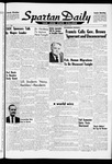 Spartan Daily, March 14, 1961 by San Jose State University, School of Journalism and Mass Communications