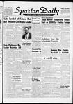 Spartan Daily, March 15, 1961 by San Jose State University, School of Journalism and Mass Communications