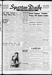 Spartan Daily, March 16, 1961 by San Jose State University, School of Journalism and Mass Communications
