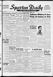 Spartan Daily, March 17, 1961 by San Jose State University, School of Journalism and Mass Communications