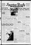 Spartan Daily, March 21, 1961 by San Jose State University, School of Journalism and Mass Communications