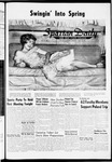 Spartan Daily, March 22, 1961 by San Jose State University, School of Journalism and Mass Communications