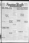 Spartan Daily, March 23, 1961 by San Jose State University, School of Journalism and Mass Communications
