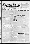 Spartan Daily, April 6, 1961 by San Jose State University, School of Journalism and Mass Communications