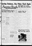 Spartan Daily, April 7, 1961 by San Jose State University, School of Journalism and Mass Communications