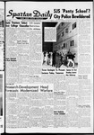 Spartan Daily, April 10, 1961 by San Jose State University, School of Journalism and Mass Communications
