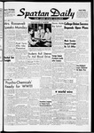 Spartan Daily, April 11, 1961 by San Jose State University, School of Journalism and Mass Communications