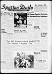 Spartan Daily, April 12, 1961 by San Jose State University, School of Journalism and Mass Communications