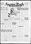 Spartan Daily, April 14, 1961 by San Jose State University, School of Journalism and Mass Communications
