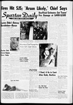 Spartan Daily, April 17, 1961 by San Jose State University, School of Journalism and Mass Communications