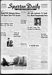 Spartan Daily, April 18, 1961 by San Jose State University, School of Journalism and Mass Communications