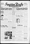 Spartan Daily, April 21, 1961 by San Jose State University, School of Journalism and Mass Communications