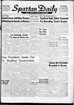 Spartan Daily, April 24, 1961 by San Jose State University, School of Journalism and Mass Communications