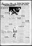 Spartan Daily, April 25, 1961 by San Jose State University, School of Journalism and Mass Communications