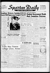 Spartan Daily, April 26, 1961 by San Jose State University, School of Journalism and Mass Communications